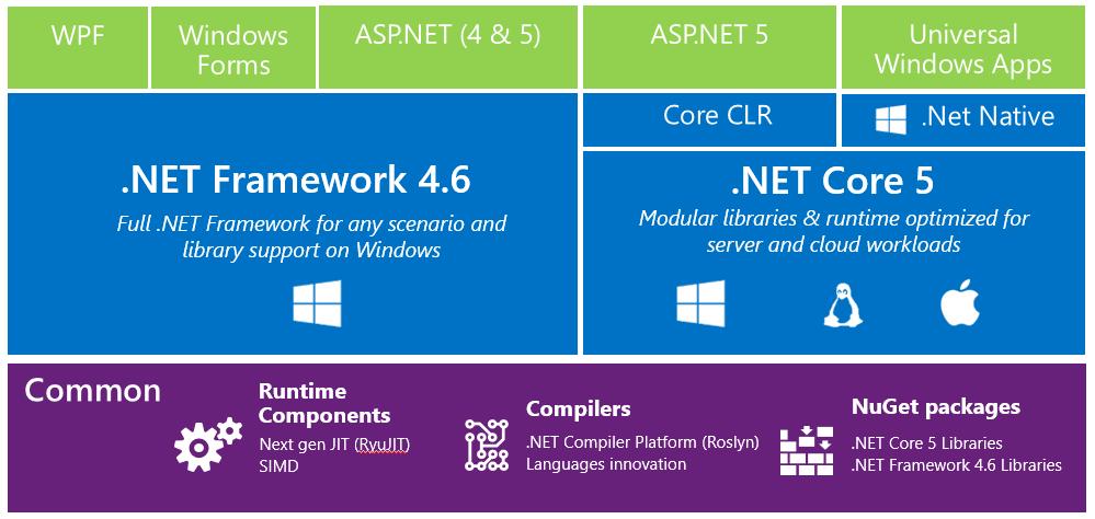 Understanding .NET 2015