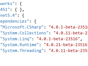 .NET Platform Standard – oder: WTF ist dotnet5.4?!