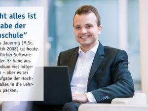Alumni-Interview mit der HTWK Leipzig [German]